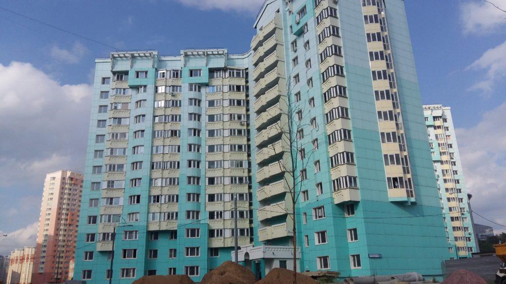 Признание права собственности Красногорский бульвар 14