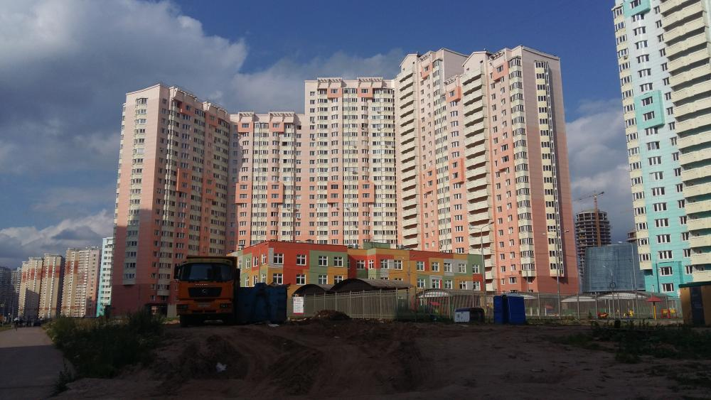 Право собственности на квартиру Красногорский бульвар д.18