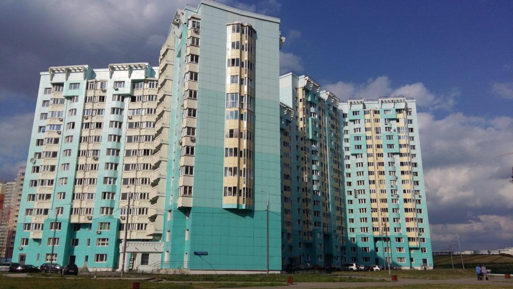 Признание права собственности Красногорский бульвар д. 20