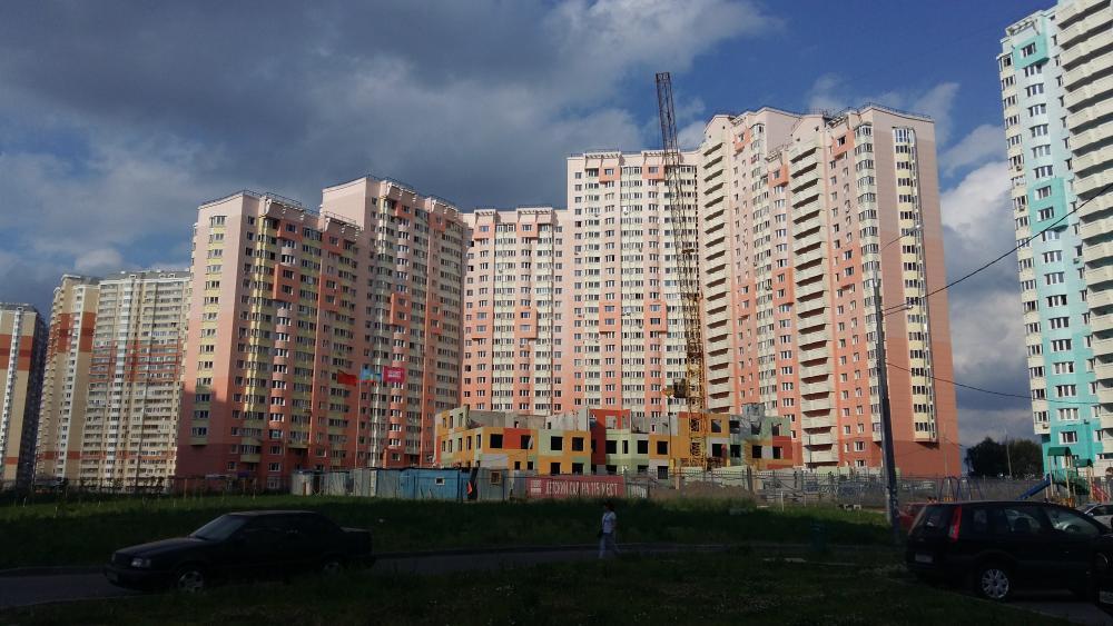 Право собственности на квартиры Красногорский бульвар д. 24