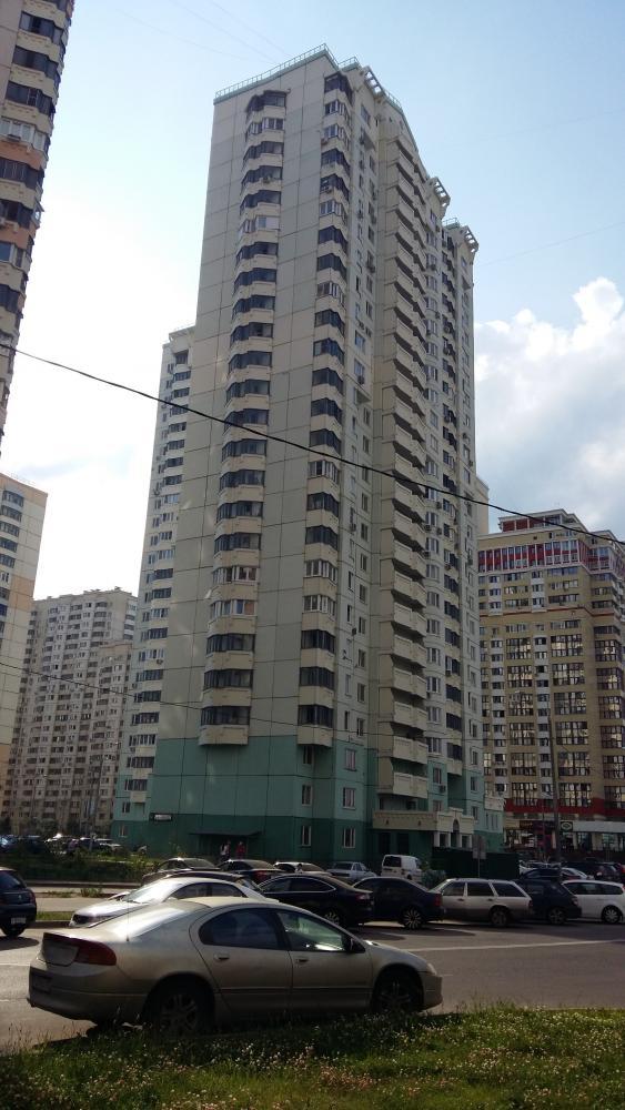 Право собственности на квартиры Подмосковный бульвар д. 14