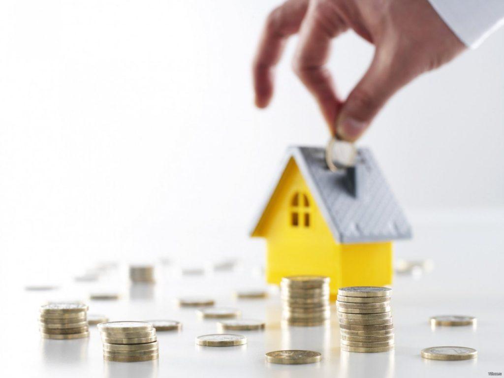 Да,-- как происходит передача денег по ипотеке остальное