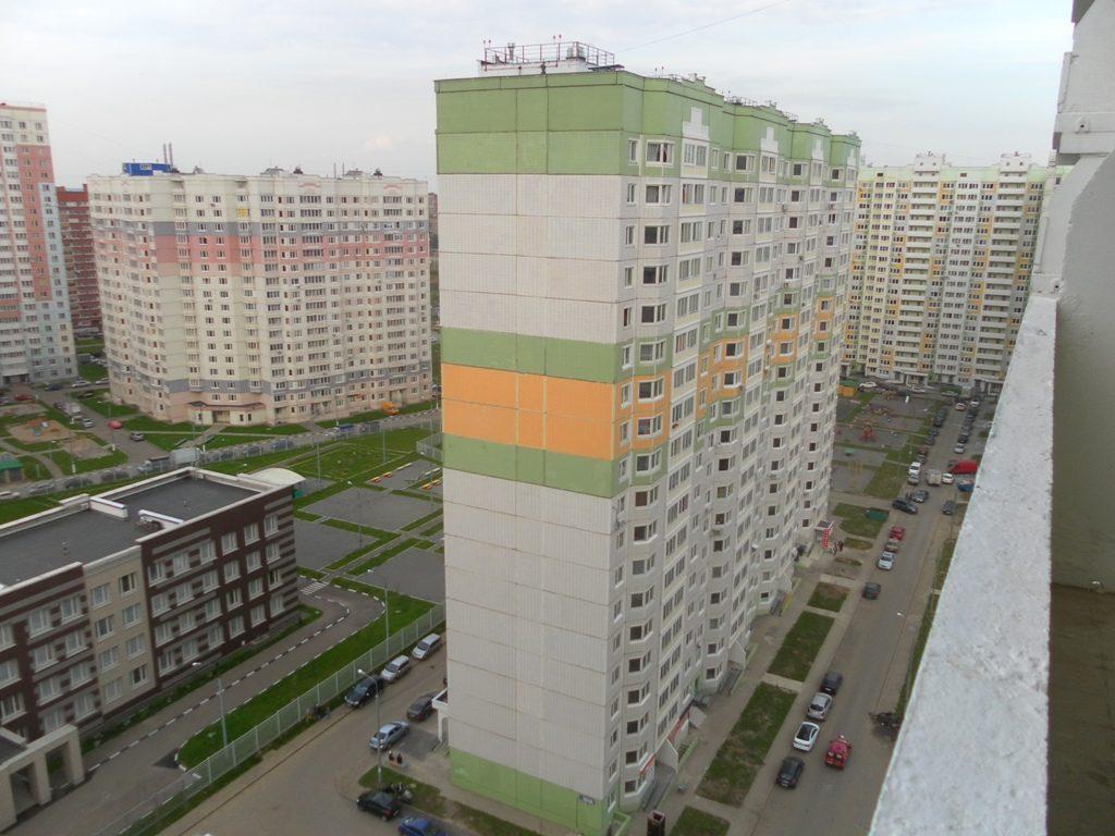 оформить квартиру Ракетостроителей д. 3 к.1