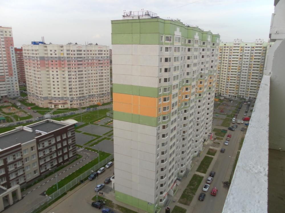 Право собственности на квартиры Ракетостроителей д. 3 к. 1