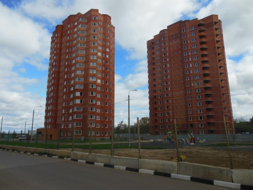 Признание права на квартиры СУ-155 в Чехове - Земская, 18 в одно заседание