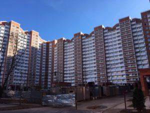 Оформление права собственности и взыскание неустойки с ООО ПКФ «Гюнай», застройщика в городе Домодедово