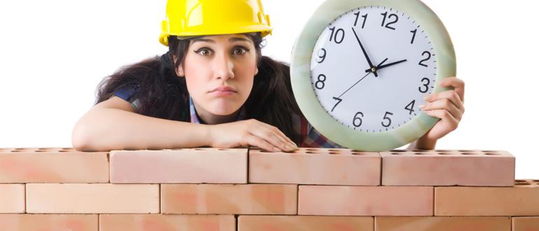 Задержка сроков строительства – как реагировать на письма от застройщика
